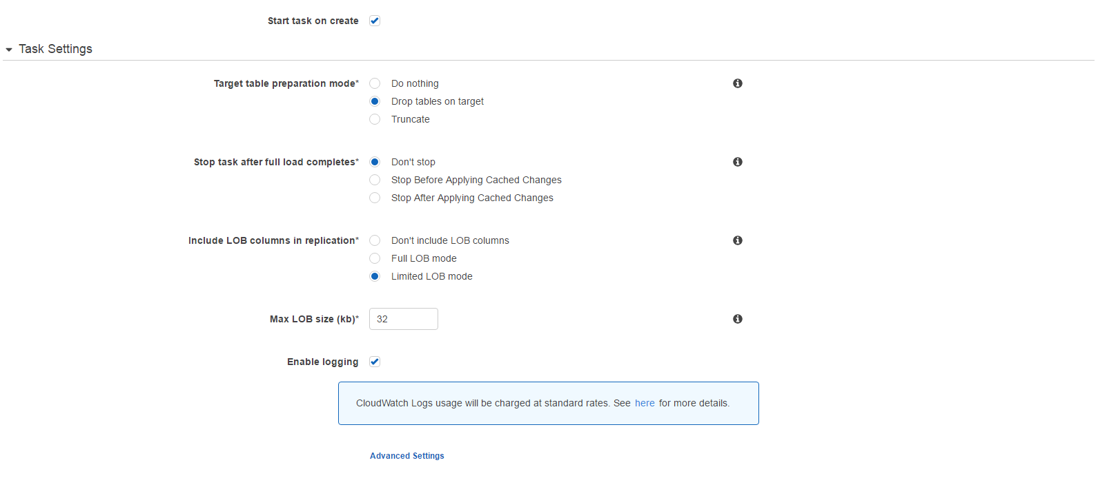 How to Migrate MySQL RDS Database to Aurora Database with AWS DMS